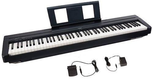 Yamaha P45 88-Key Weighted Action Digital Piano