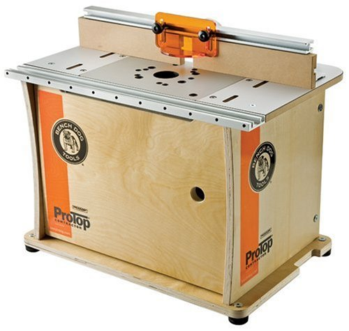 Bench Dog ProTop Contractor Benchtop Router Table