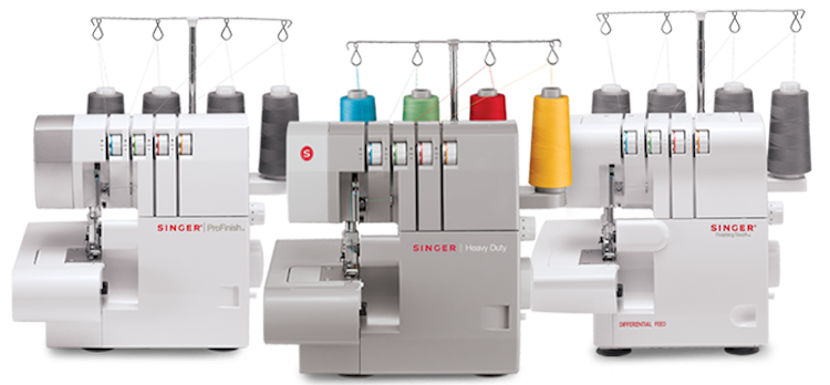 Top 40 Best Serger Sewing Machines Reviewed In 40 Unique Overlock Sewing Machine Singer