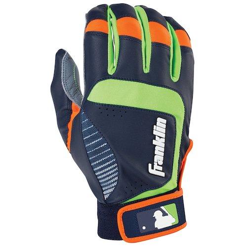 Franklin Sports MLB Shok-Sorb Neo Batting Gloves
