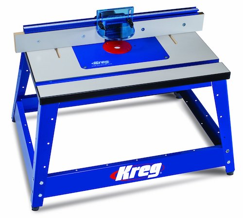 Kreg Bench Top Router Table