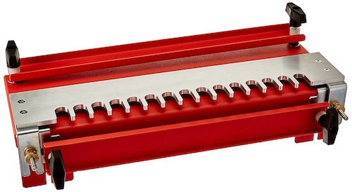 MLCS 6406 Pins and Tails Half Blind Dovetail Jig Set