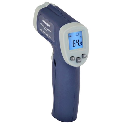 MeasuPro Laser Infared Digital Instant Read Thermometer
