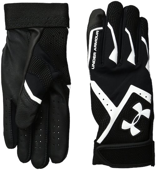 Under Armour Boys Clean-Up Vi Batting Gloves