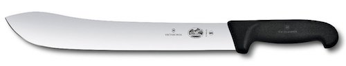 Victorinox Cutlery 12-inch Straight Butcher Knife
