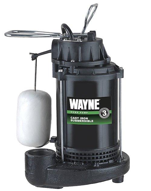 Wayne CDU800 Steel Sump Pump
