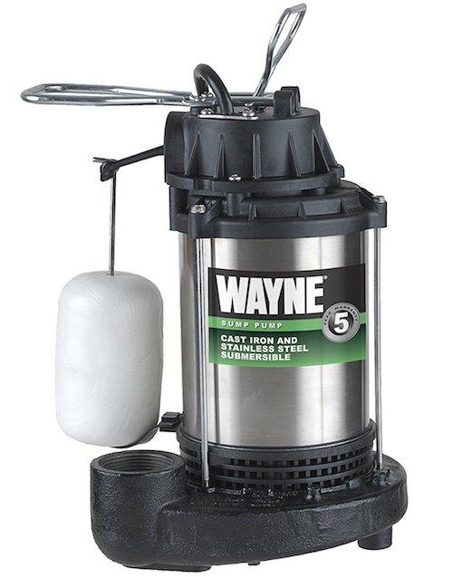 Wayne CDU980E Stainless Steel Sump Pump