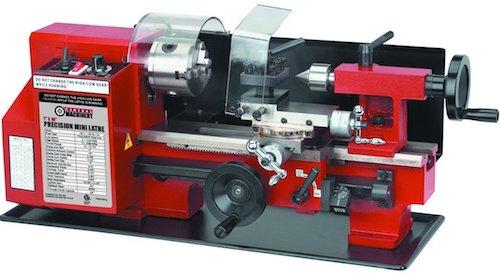 Central Machinery Precision Mini Lathe