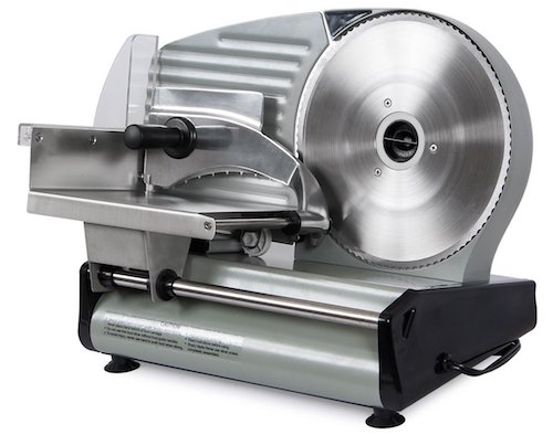 Della 8.7 Commercial Electric Meat Slicer