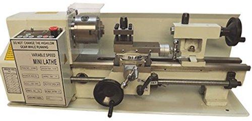 Generic Digital Mini Variable Metal Lathe