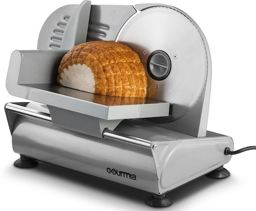 Gourmia GFS-700 Counterman Electric Meat Slicer