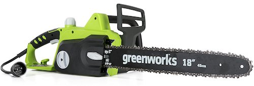 Greenworks 18-Inch Corded Chainsaw