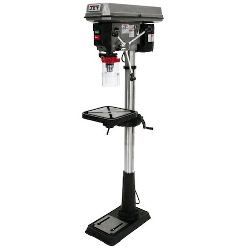 JET J-2500 15-Inch Floor Model Drill Press