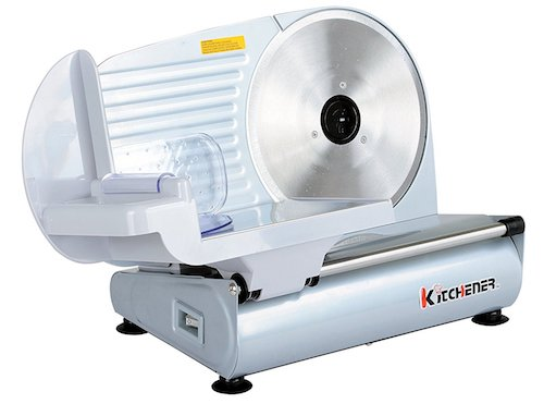 Kitchener 9-inch Electric Food Slicer