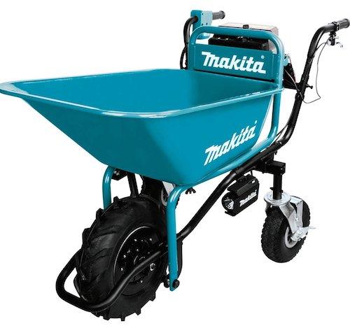 Makita Power-Assisted Wheelbarrow