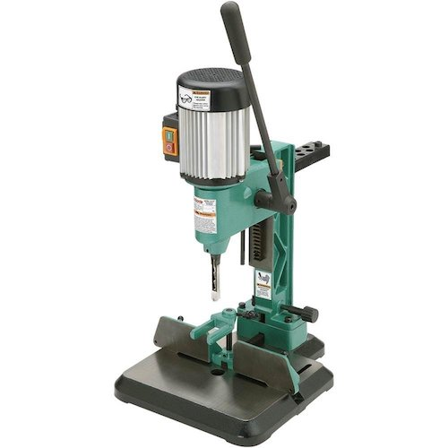 Grizzly Bench-Top Mortising Machine