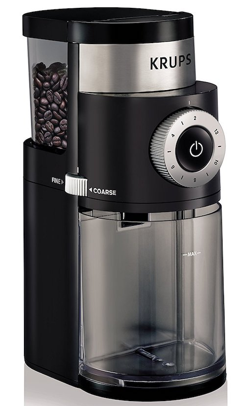 KRUPS Professional Electric Coffee Burr Grinder