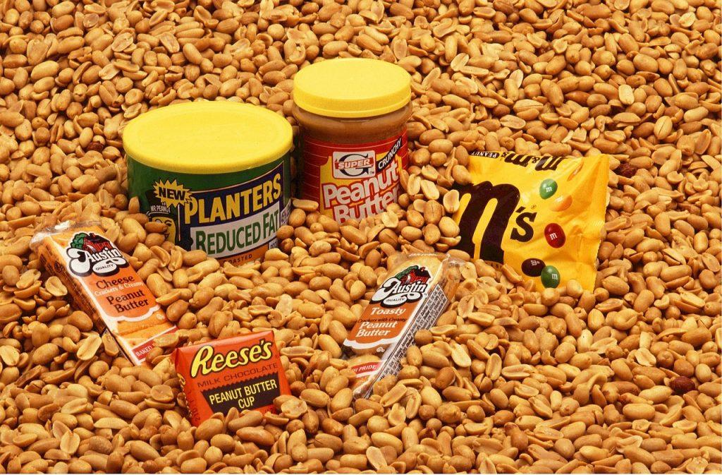 Allergy-causing foods
