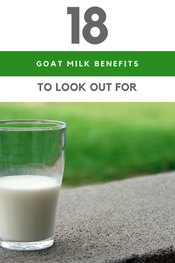18 Goat Milk Benefits, and What to Watch Out For | Ideahacks.com