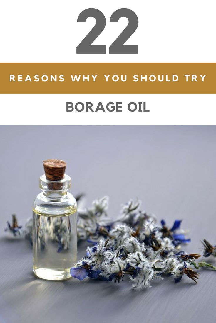 We found 22 compelling reasons why you should give borage oil a try | Ideahacks.com