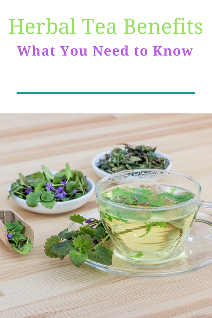 Herbal Tea Benefits and Possible Side Effects | IdeaHacks.com