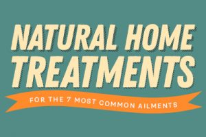 Natural Home Treatments for the 7 Most Common Ailments