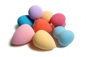 Best Makeup Sponges on different colors