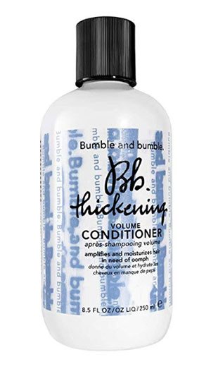 Bumble and Bumble Thickening