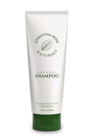 Hair Shampoo by Christina Moss Naturals