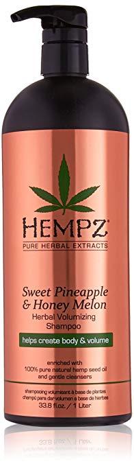 Hempz Hempz sweet pineapple and honey melon herbal volumizing shampoo