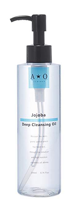 Jojoba Deep Cleansing Oil for Face