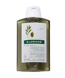 Klorane Shampoo with Olive Extract
