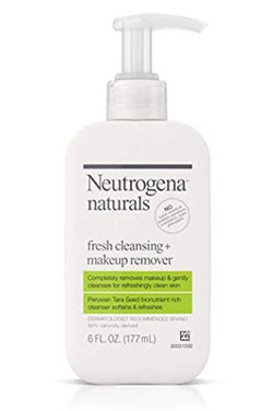 Neutrogena Naturals Fresh Cleansing Daily Face Wash