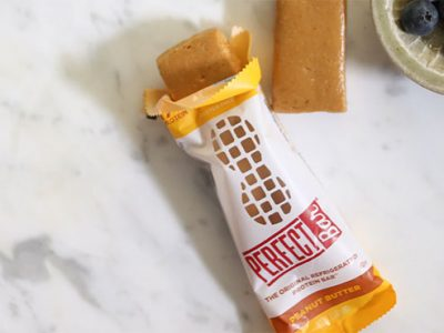 peanut protein bar