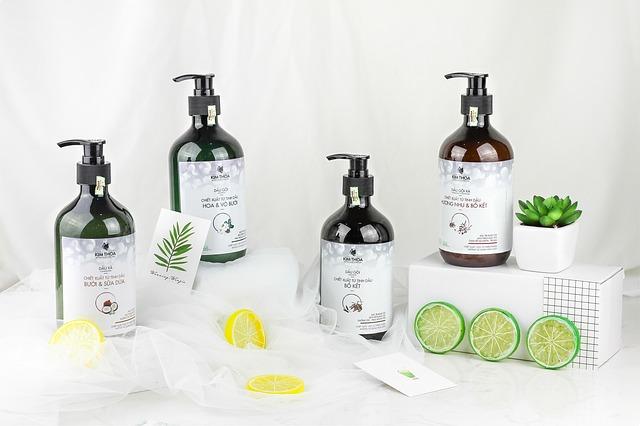 damage repair shampoos