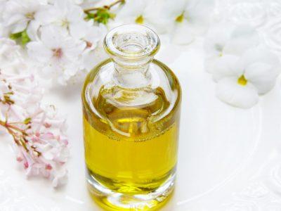 bottle of the best jasmine perfume