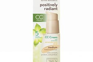 Aveeno Positively Radiant CC Cream