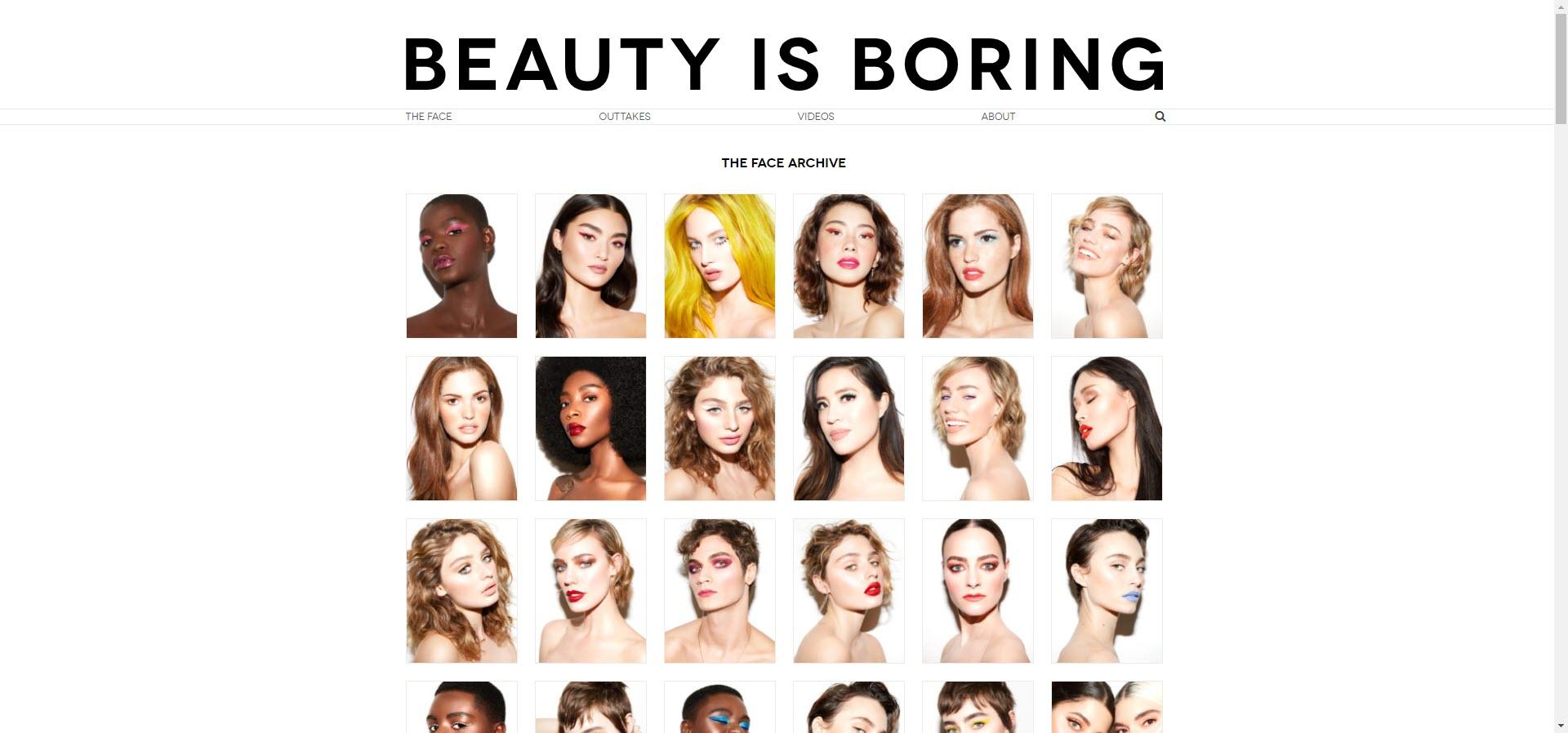 boring best beauty blogs