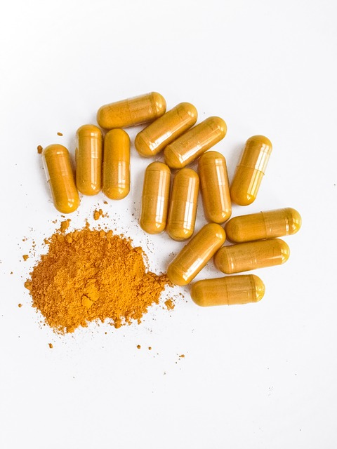 best turmeric supplement -curcumin-food-spice-pile