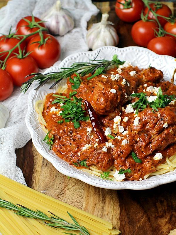 Ragu Sauce Chicken Pasta