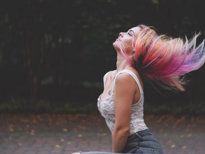 women with awesome hair