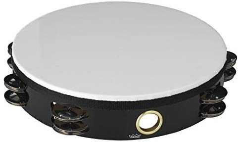 Remo TA5210-ML Economy Black Tambourine
