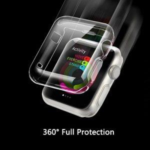 Apple Watch 1 Case, Misxi iphone Watch