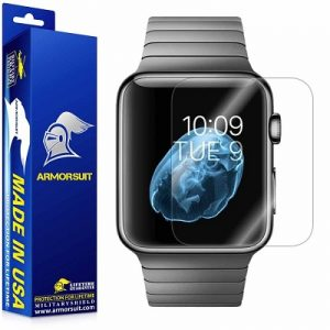 ArmorSuit MilitaryShield Max Coverage Screen Protector for Apple Watch 42mm