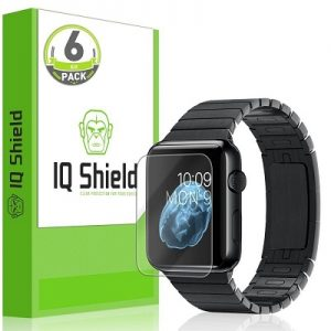 IQ Shield Screen Protector Compatible with Apple Watch 38mm
