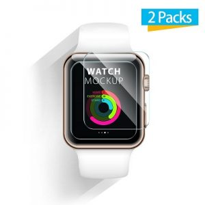 iXCC 42mm Apple Watch Screen Protector 0.3mm
