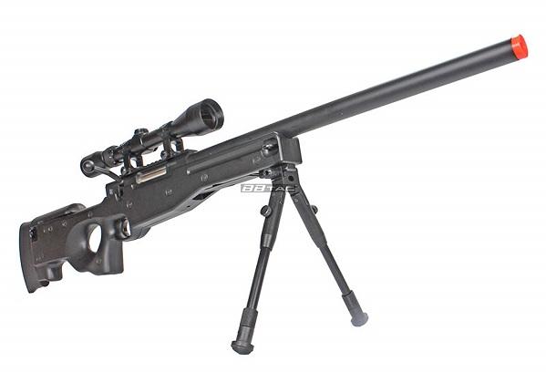 BBTac BT59 Airsoft Sniper Rifle Bolt Action Type