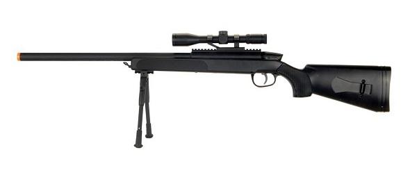 CYMA zm51 Spring Airsoft Gun Sniper Rifle fps-400