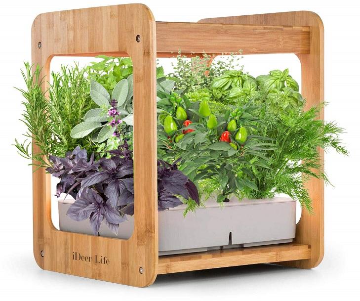 Indoor Gardening Kit Hydroponics Growing System Kit