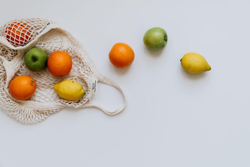 Fruit in Bag